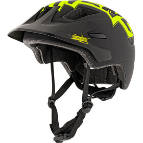 ONeal Rooky Helmet Youths Stixx neon yellow